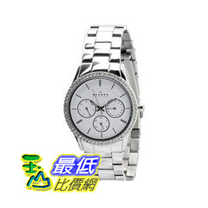 [美國直購 ShopUSA] Skagen Multi-Function 手錶 White Dial Ladies Watch 347LSXS1 $3072