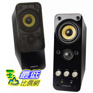[美國直購] 多媒體音箱 Creative GigaWorks T20 Series II 2.0 Multimedia Speaker System with BasXPort Technology $3390