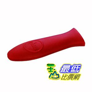 [103 美國直購] 鑄鐵鍋矽膠防熱柄套 Lodge ASHH41 Silicone Hot Handle Holder 紅色_CB1 $348