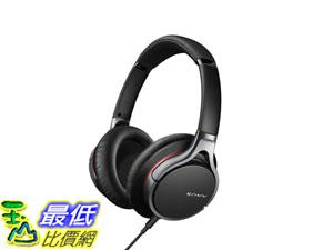 [103 美國直購] Sony 耳機 MDR10R Hi-Res Stereo Wired Headphones (Black) $3785