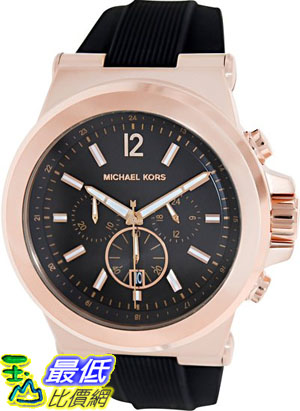 [103 美國直購 ShopUSA] Michael Kors 手錶 MK8184 Men's Classic Watch Dial: Black chronograph $6746