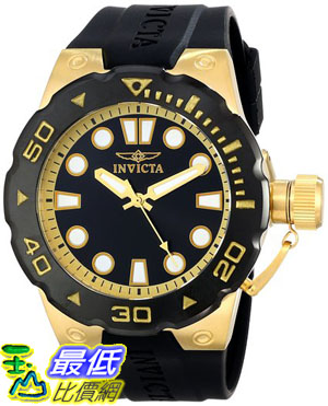 [103 美國直購 ShopUSA] Invicta 手錶 Men's 16135SYB Pro Diver Analog Display Swiss Quartz Black Watch