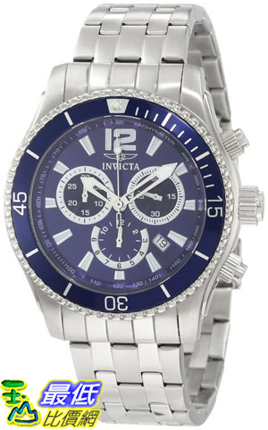 [103 美國直購 ShopUSA] Invicta 手錶 Men's 0620 II Collection Stainless Steel Watch
