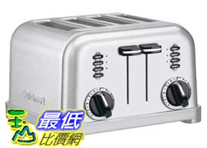 [103 美國直購 ShopUSA] CUISINART CPT-180  雙控4片烤麵包機1800W  $3990