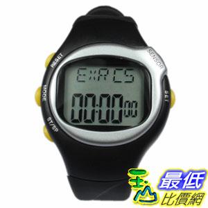[103 玉山最低比價網] 防水運動電子錶 外國學生瘋搶的跑步減肥卡路里計算心律測量手錶 $798