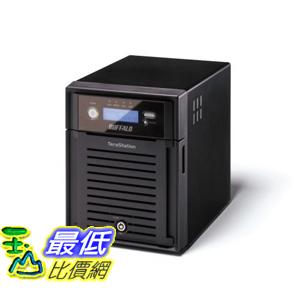 [104美國直購] BUFFALO B00365MF7C ES 4-Bay 4 TB (4 x 1 TB) RAID 網路附加存儲器 (NAS)  $20909