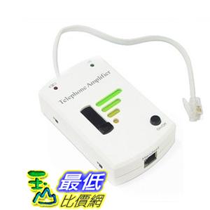 [103 玉山最低比價網] 老人聽力輔助幫手 暢聽無阻 電話擴音器 通話音量擴大器 (_K110) $465