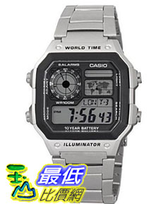[103 美國直購 ShopUSA] Casio 手錶 Men's Core Watch AE1200WHD-1AV _mr