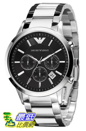 [103 美國直購 ShopUSA] Emporio Armani Classic Chronograph 男士手錶 AR2434