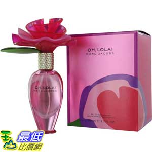 [104美國直購] Oh Lola by Marc Jacobs B0059XQO4E 女士淡香水 1.7 Ounce