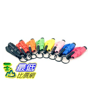 [103 美國直購 ] Resqme The Original Keychain Car Escape Tool, Made in USA 破窗割安全帶 緊急自救 救援鑰匙圈 紅點設計獎 $540