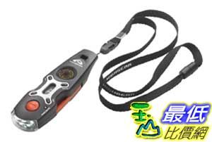 [103 美國直購 ShopUSA] 手電筒 Highgear AdventurePlus Hi-Intensity LED Flashlight with Compass, Thermometer, Magnifier $1416