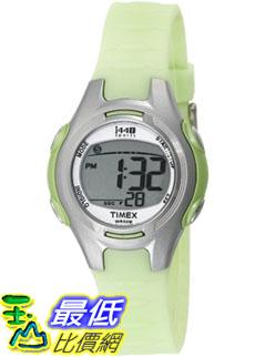 [美國直購 ShopUSA] Timex 手錶 Women's T5K081 White Resin Quartz Watch with Digital Dial #1681866576