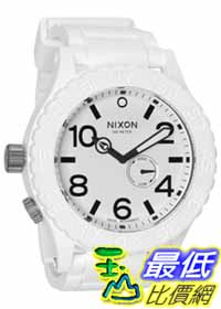 [美國直購 ShopUSA] Nixon Men's 51-30 Rubber 手錶 A236100-00 $9395