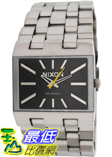 [美國直購 ShopUSA] Nixon 手錶 Men's Ticket Watch A085000-00 $10909