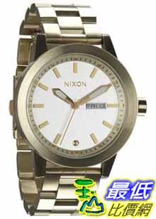 [美國直購 ShopUSA] Nixon 手錶 Women's Corporal Watch A2631219-00 $11917