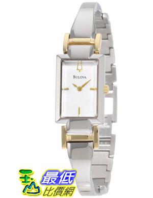 [美國直購 ShopUSA] BULOVA 女士服?手表 98L149 _afd $4659