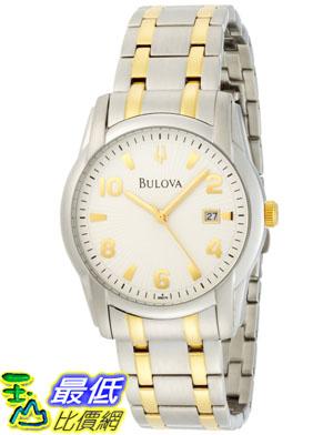 [美國直購 ShopUSA] BULOVA 男士服?手表 98B010 _afd $4259
