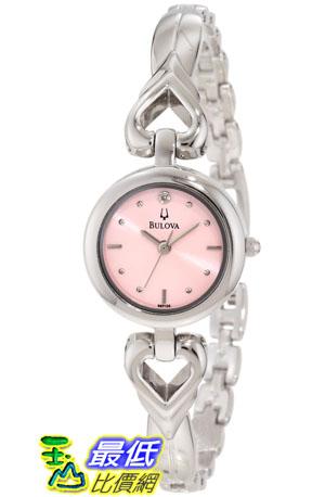 [美國直購 ShopUSA] BULOVA Diamonds 女士 96P136 _afd $2659