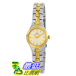 [美國直購 ShopUSA] BULOVA 女士服?手表 98L137 _afd $4259