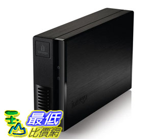 [美國直購 USAShop] Iomega 1 TB EZ Media & Backup Center (35538)