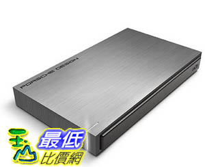[美國直購 USAshop] LaCie 硬盤驅動器 Porsche Design P'9220 1 TB USB 3.0 Portable External Hard Drive 302000 $3788