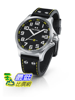 [美國直購 ShopUSA] TW Steel Renault F1 Team Pilot 男士手表 TW671_afd  $5659