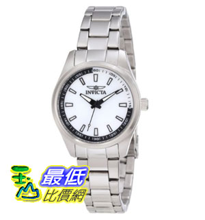 [美國直購禮品暢銷排行榜] Invicta 手錶 Women's 12830 Specialty Mother-Of-Pearl Dial Watch