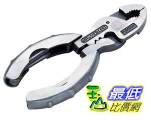 [美國直購 ShopUSA] Swiss+Tech 多功能工具 ST50016 Micro Plus EX 9-in-1 Key Ring Multi-Function Pocket Tool $554