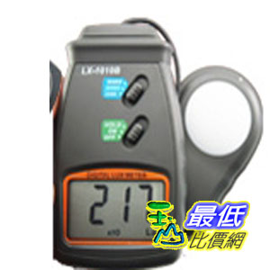 [103 玉山最低比價網] 數字照度計/光度計/測光儀/照度儀/光度表 LX1010B (_JB30)