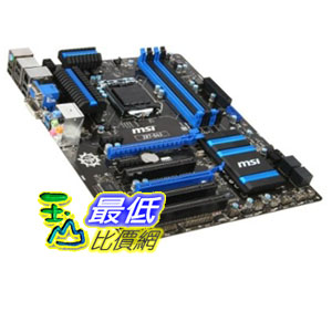 [103 美國直購 ShopUSA] ASUS 主機板 P8B75-M/CSM LGA 1155 Intel B75 HDMI SATA 6Gb/s USB 3.0 Micro ATX Intel Motherboard  $3251