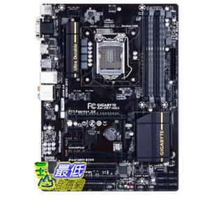 [103 美國直購 ShopUSA] Gigabyte 主機板 LGA 1150 Intel Z87 HDMI SATA 6Gbps USB 3.0 ATX DDR3 1600 GA-Z87-HD3  $5980