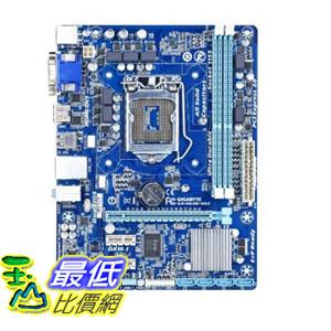 [103 美國直購 ShopUSA] Gigabyte 主機板 LGA 1155 DDR3 1333 Intel H61 HDMI Micro ATX BIOS GA-H61M-HD2 $3016