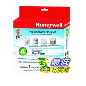 美國進口 Honeywell 空氣清靜機原廠CZ除臭濾網 HRF-APP1 (適用全系列Honeywell 空氣清靜機) $479