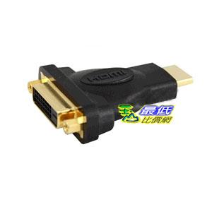 [103美國直購] Cable Matters Gold Plated HDMI轉DVI-D雙鏈路公對母適配器 ID: 113007 $328