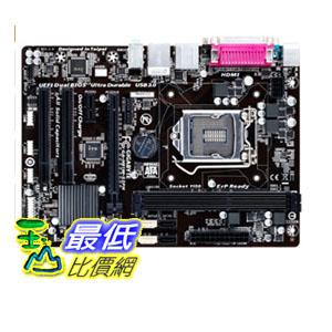 [103 美國直購 ShopUSA] Gigabyte 主機板 LGA 1150 Intel H81 USB3.0 SATA 6G/S D-Sub HDMI mATX Motherboard GA-H81M-S2PH $2987