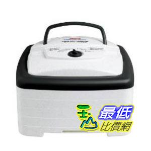 [美國直購] 美國 Nesco FD-80 80A Square-Shaped Dehydrator 食物乾燥機 (烘乾機 風乾機 除溼機 DIY零食)_U3