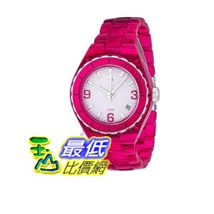 [103 美國直購 ShopUSA] Adidas 手錶 Cambridge Pink Translucent Unisex Watch ADH2550 bfy $2025