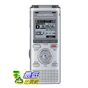 [103 美國直購 USAShop] Olympus 錄音筆 WS-821 Voice Recorders with 2 GB Built-In-Memory $2449