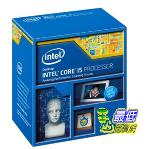 [103 美國直購 ShopUSA] Intel 四核處理器 Core i5-4670K Quad-Core Desktop Processor 3.4 GHZ 6 MB Cache BX80646I54670K $10069