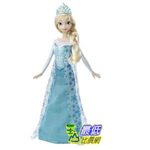 [美國直購] 2014冬季 迪士尼 冰雪奇緣 Disney Frozen Sparkle Princess Elsa Doll 艾莎 芭比娃娃 $1050