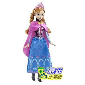 [美國直購 現貨] 迪士尼 冰雪奇緣 Disney Frozen Sparkle Anna of Arendelle Doll 安娜 芭比娃娃