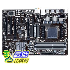 [103 美國直購] Gigabyte 主機板 ATX Socket AM3 + AMD晶片組AMD FX系列 GA-970A-D3P $4365