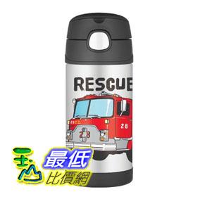 [103美國直購] Thermos 兒童保溫水壺 Funtainer Bottle, Firetruck F4011HR6M $871