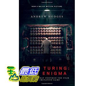 [美國直購] 2015 Amazon 暢銷書排行榜 Alan Turing: The Enigma: The Book That Inspired the Film 069116472X $807