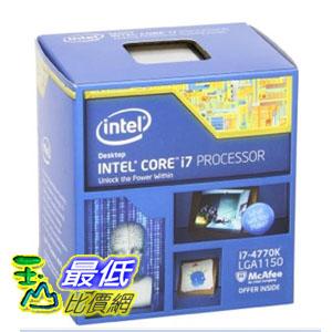 [103 美國直購] 四核處理器 Intel Core i7-4770K Quad-Core   Desktop Processor BX80646I74770K $14269