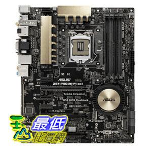 [103 美國直購] ASUS 主機板 ATX DDR3 2600 LGA 1150 Motherboards Z97-PRO $9571