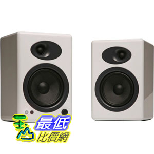 [104美國直購] Audioengine White 揚聲器 B005OSR1C8 A5+ Premium Powered Speaker Pair $18988
