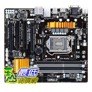 [103 美國直購] Gigabyte 主機板 H97 Extreme Multi Graphics Support UEFI DualBIOS GA-H97M-D3H $4279