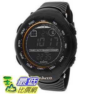 [美國直購 ShopUSA] Suunto 手錶 SS012279110 Men's Digital Vector XBlack Multi-Function Black Silicone $7066
